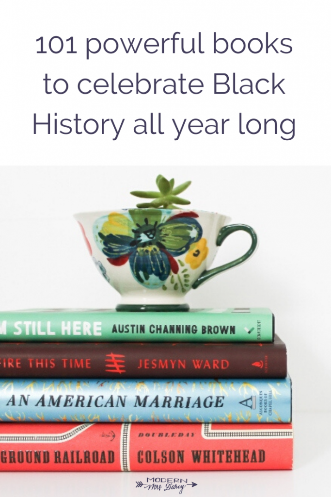 Photo of 101 powerful books to celebrate Black History all year long – Modern Mrs. Darcy