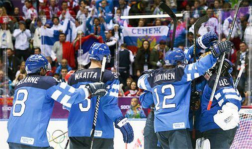 Jääkiekko Olympialaiset 2021