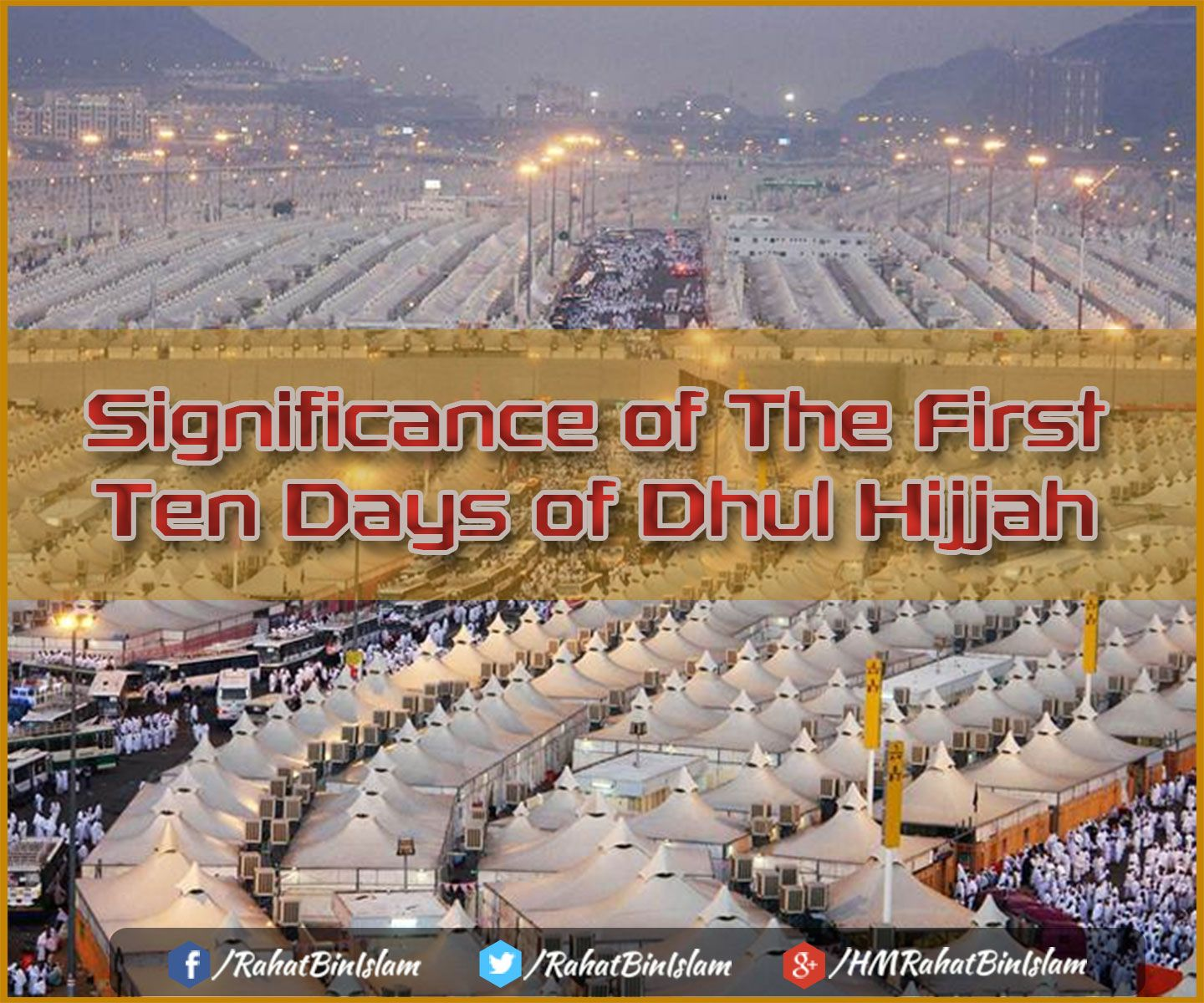 Significance of The First Ten Days of Dhul Hijjah: https://plus.google.com/107079048703897859897/posts/N8fPBdjz9qN || #Quran #Hadith #Allah #Islam #Muslim #DhulHijjah