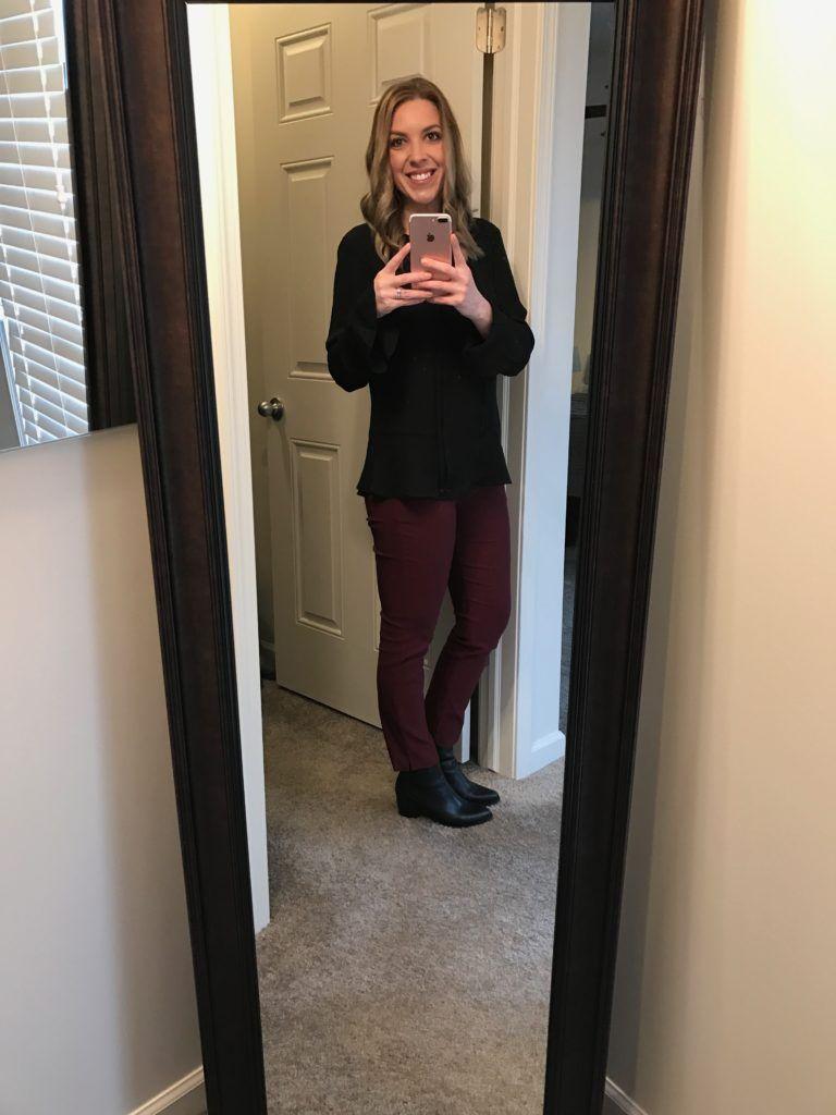 Jen's Closet, March Madness
