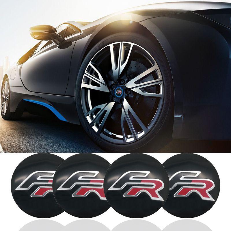 Kaufen 4 Stücke Fr Formel Racing Auto Logo 56mm Radmitte