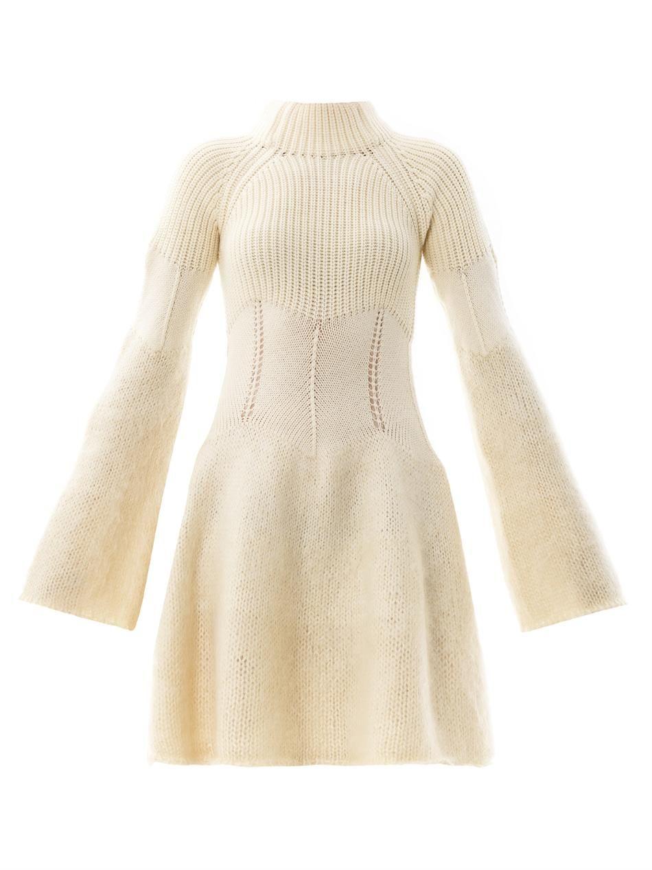 Degrade-knit dress | McQ Alexander McQueen | MATCHESFASHION.COM