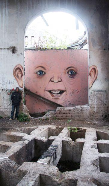 Just Smile in Nizhniy Novgorod/Russia  Picture: Nikita Nomerz
