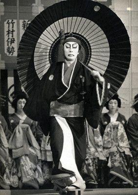 Ichikawa Danjuro XI as Sukeroku
