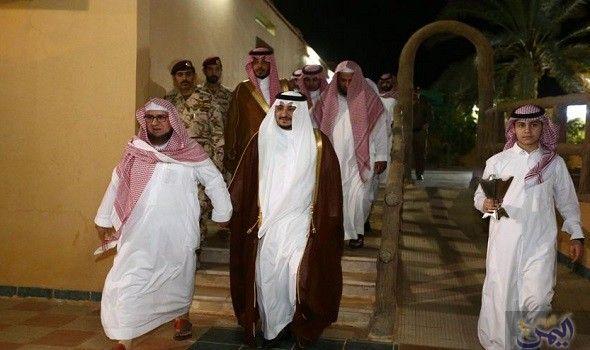 نائب أمير منطقة الجوف يزور رؤساء محاكم المنطقة