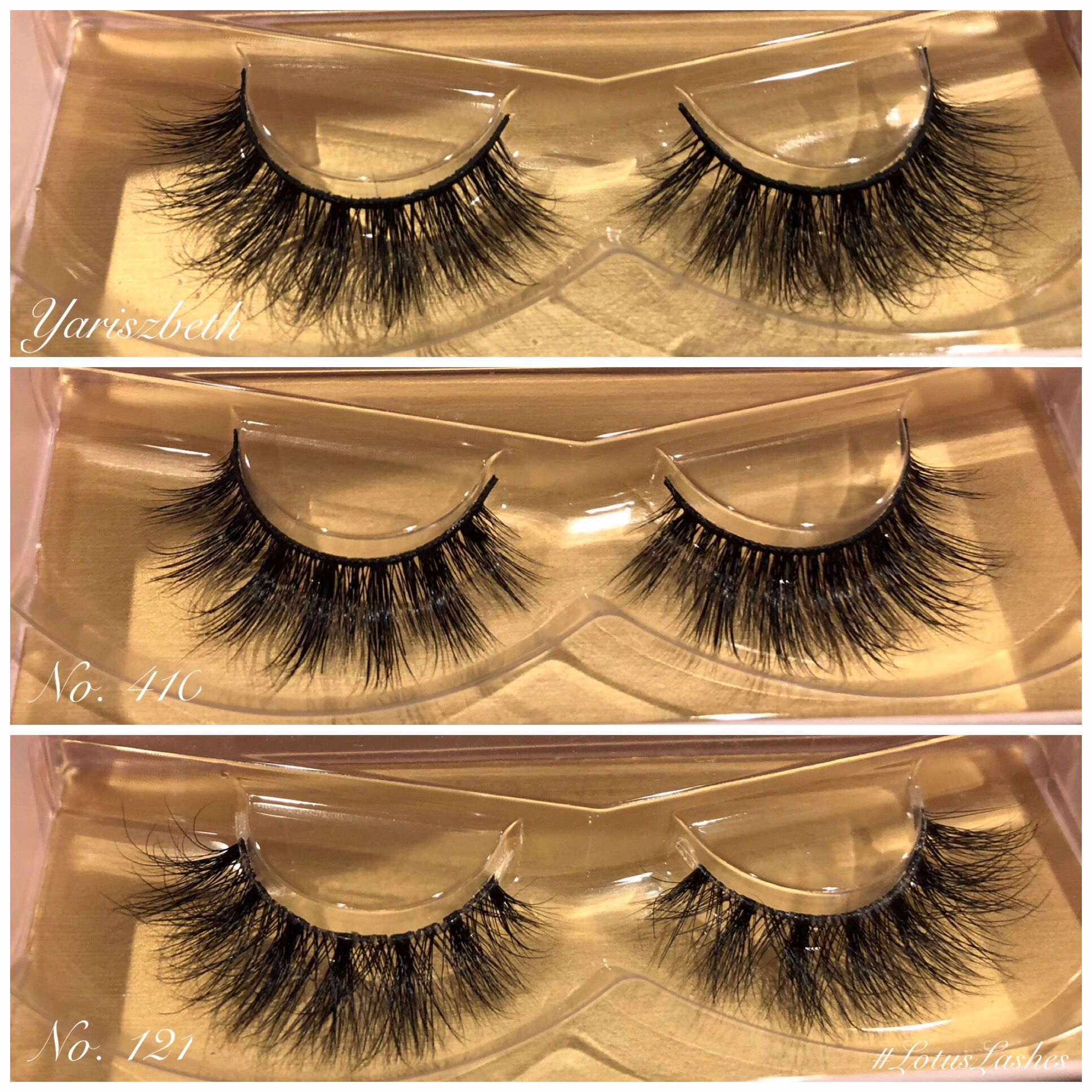 74f805b3540 Stunning doll eyed mink lashes by Lotus | // Our Beautiful Lashes ...