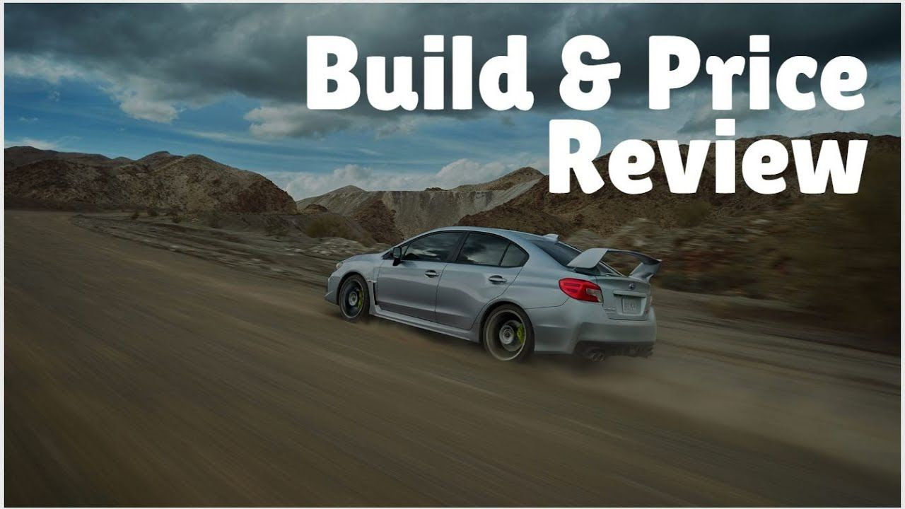2020 Subaru Wrx Sti Limited Build Price Review The 2020 Subaru Wrx Is A Five Passenger Sedan Offered In Five Standard Spec Wrx Subaru Wrx Sti Subaru Wrx
