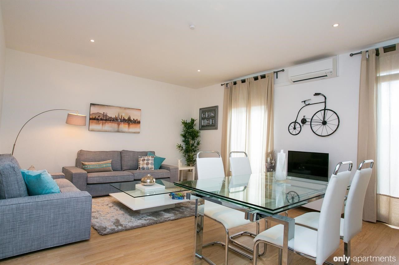 Apartments in Barcelona and Barcelona Accommodation Rentals