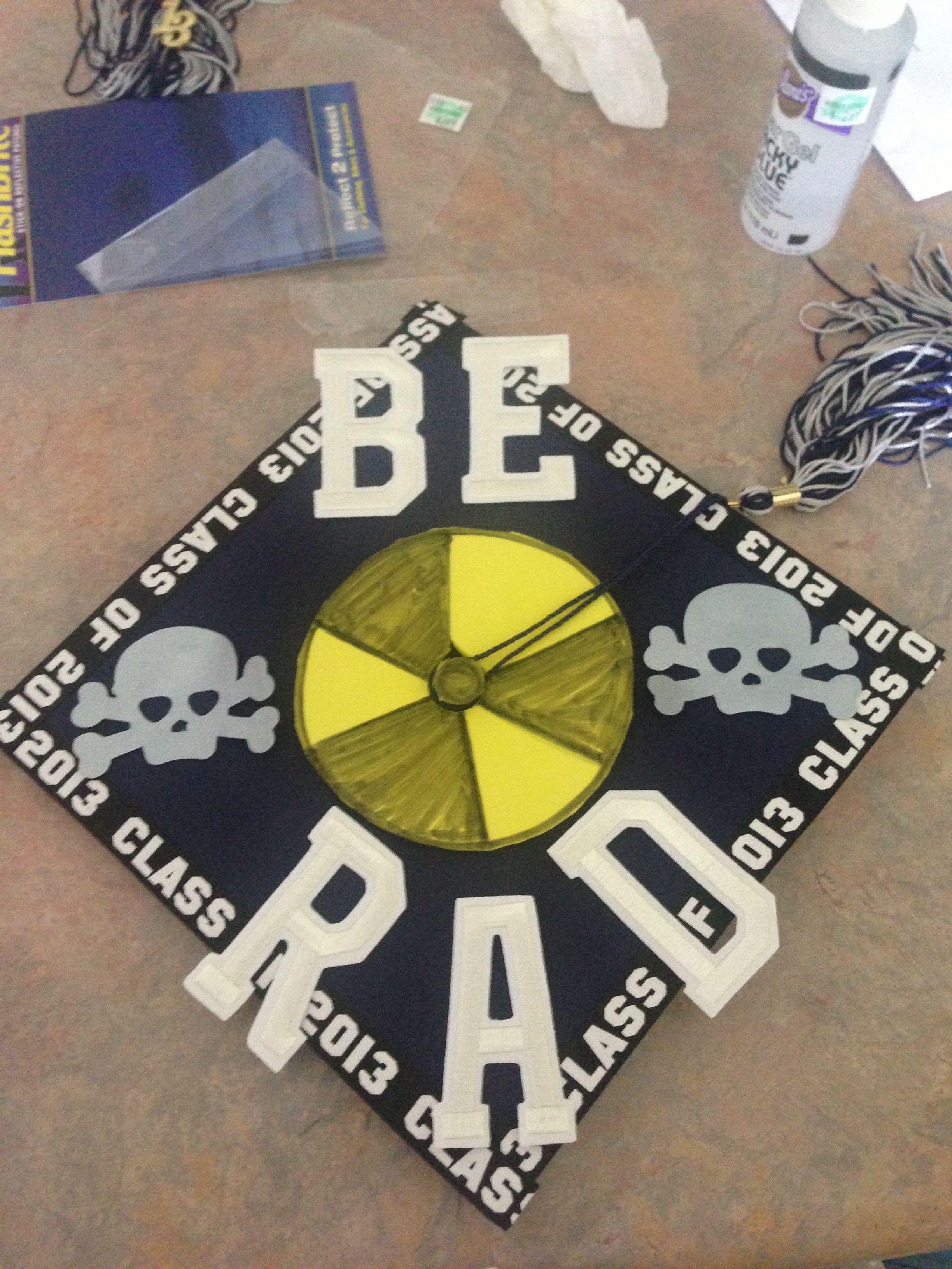 Gradation Cap For X Ray School Radiology My Style Pinterest