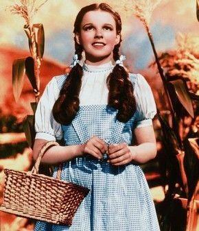 The Wizard of Oz Dorothy Costume Standard Adult Rubies 887378 Halloween Dress