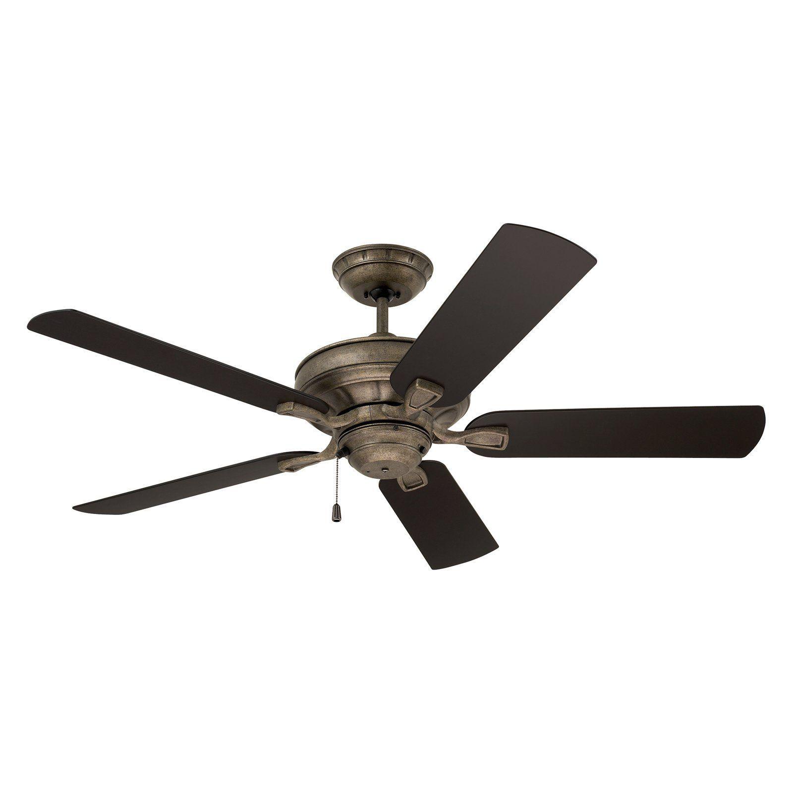 Emerson Cf552 Veranda 52 In Outdoor Ceiling Fan Cf552aw Outdoor Ceiling Fans Ceiling Fan Emerson Fan