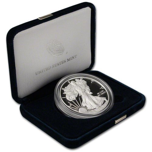 2014 W American Silver Eagle Proof $1 OGP US Mint - http://www.rekomande.com/2014-w-american-silver-eagle-proof-1-ogp-us-mint/