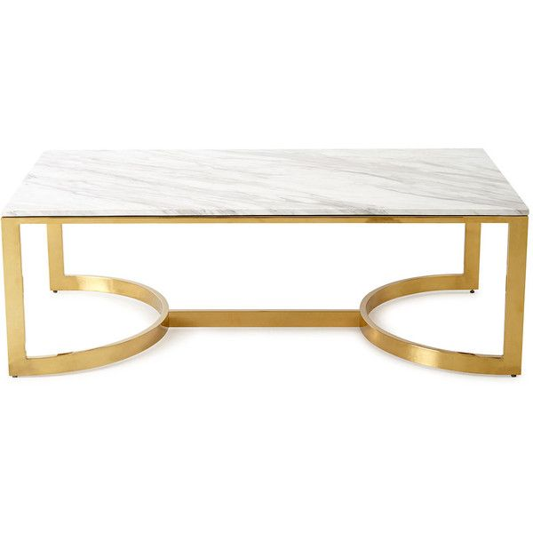 Bernhardt Marquis Marble Coffee Table 1 299 Liked On