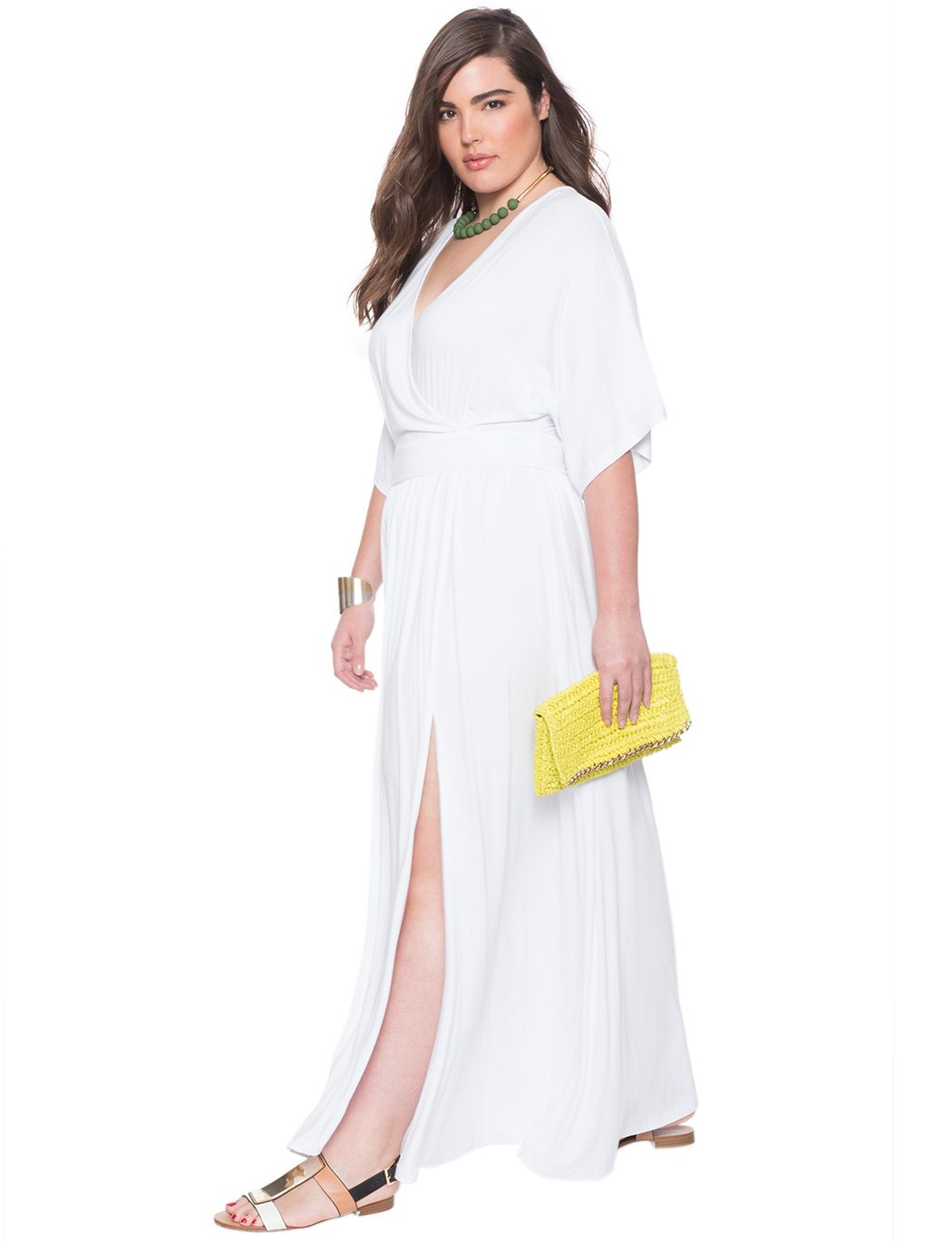 Kimono maxi dress womenus plus size dresses eloquii love that