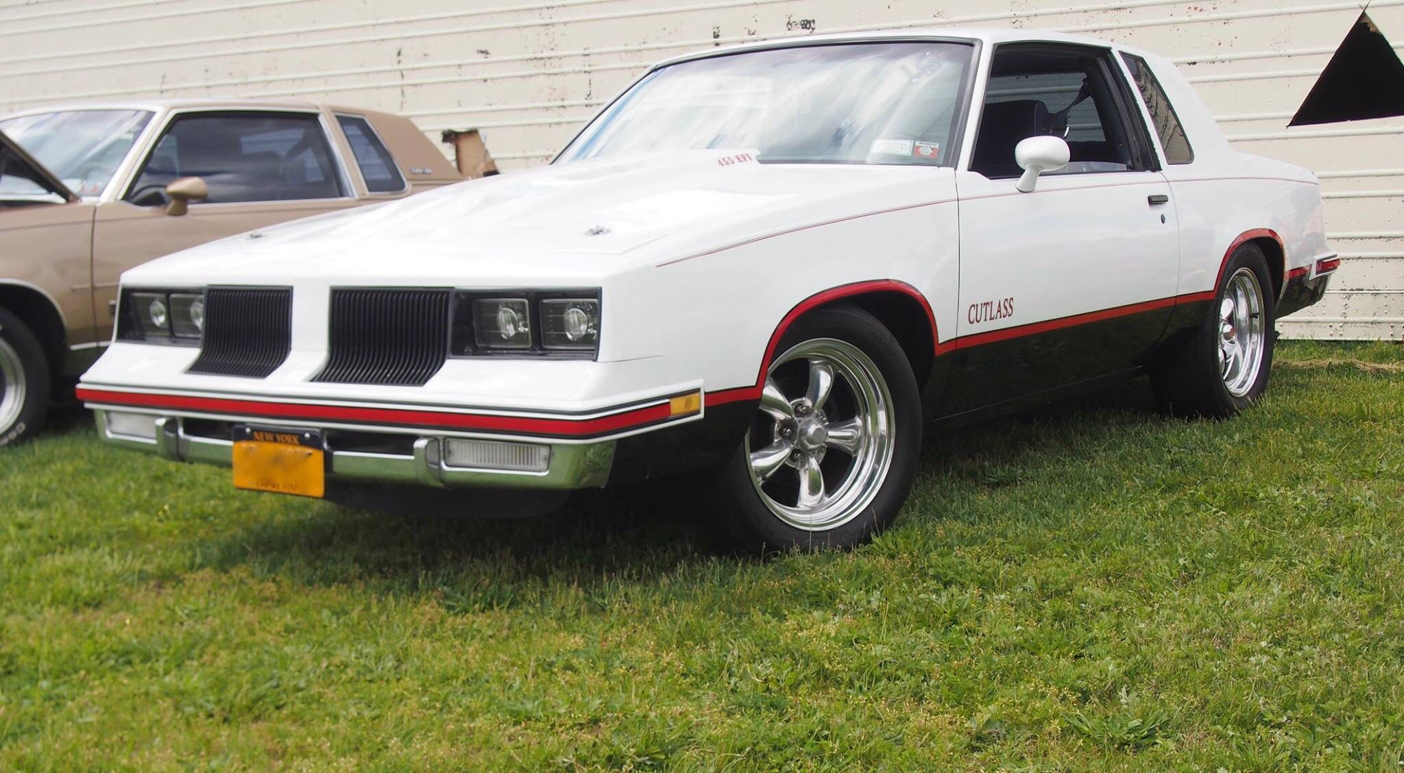 Oldsmobile G Body Cutlass Restomod Oldsmobile Cutlass