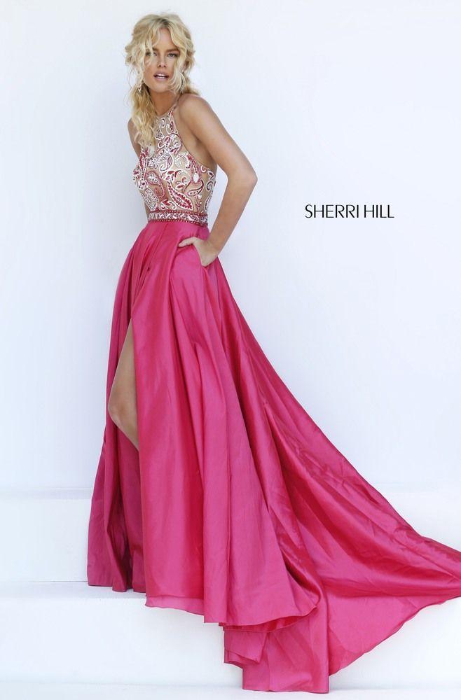 SHERRI HILL 50076 | Fiestas | Pinterest | Vestidos fiestas ...
