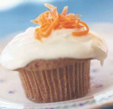 ina garten carrot cake cupcakes