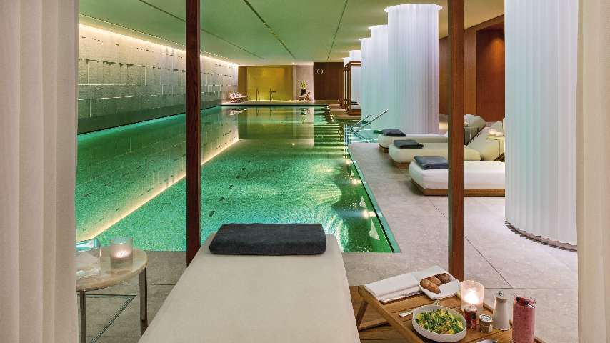 8dc156d31d8 Membership to Bulgari Spa. Luxury Spa in London with wellness center ...