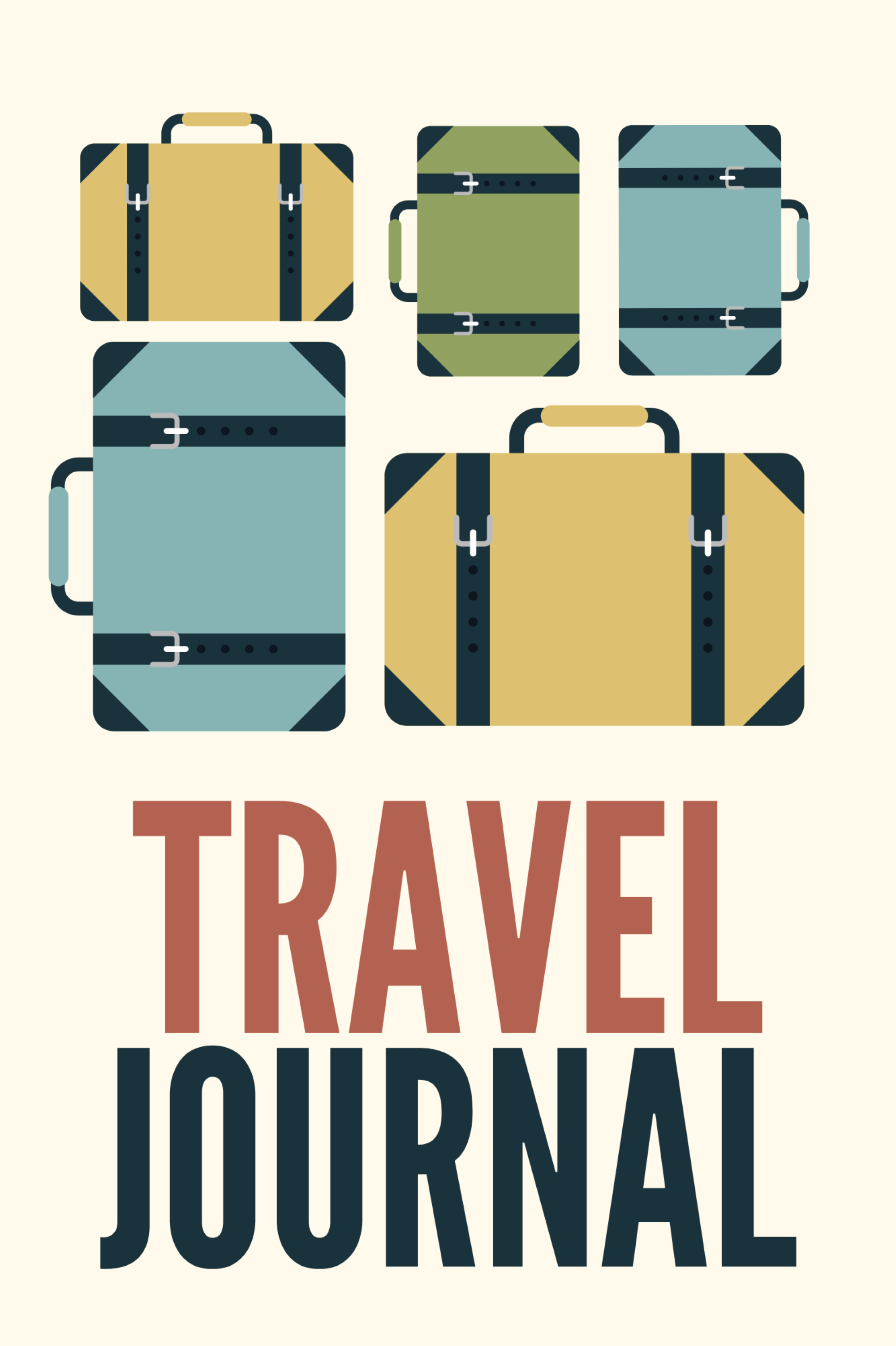 My Travel Journal The Perfect Companion For Any Traveller To Etsy In 2021 Travel Posters Business Poster Travel Journal