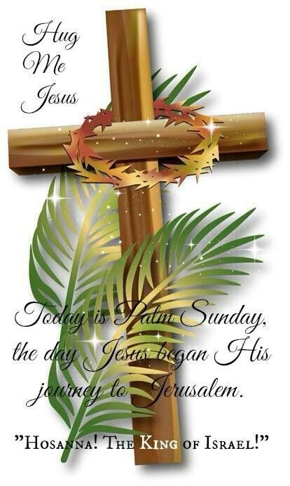 Happy palm sunday wishes 2017 text sms prayers sermon yew sunday palm sunday greetings quotes jesus christ is welcomed with palm leaves on this day by his followers m4hsunfo