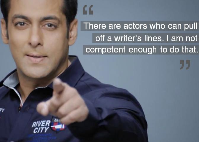 Salman Khan Quotes Salman Khan Quotes Salman Khan Actor Quotes Salman khan quotes in hindi. pinterest