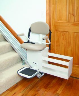 Indoor Stair Lift With Basket Harmar Sl35 Basket1 Stair Lift Used Chairs Chair