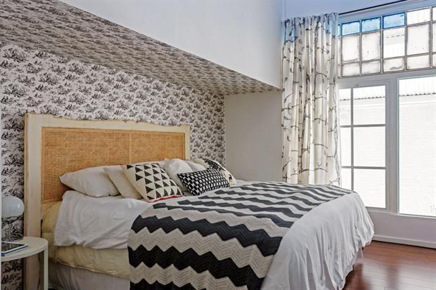 3 vecinos nos muestran la deco de sus lofts  En el dormitorio principal…