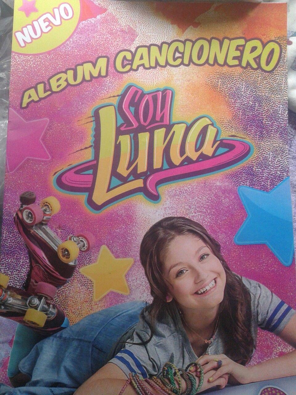 Album de soy luna ya salio en colombia ❤