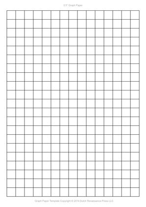 a4 graph paper template, 05 inch pdf Food Printable graph paper