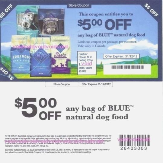 photo relating to Blue Buffalo Printable Coupon called ideal 37 intensive blue buffalo printable coupon