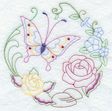 Machine Embroidery Designs At Embroidery Library Himzs
