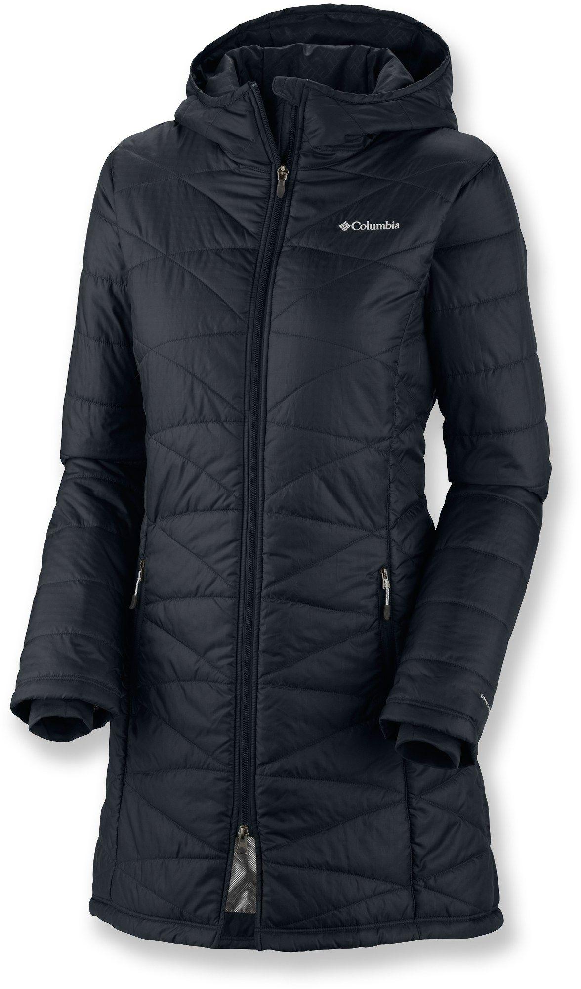 Columbia Mighty Lite Hooded Jacket - Women's | REI Co-op ...