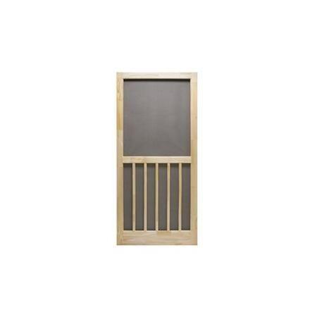 Home Improvement Wooden Screen Door Screen Door Wood Screen Door