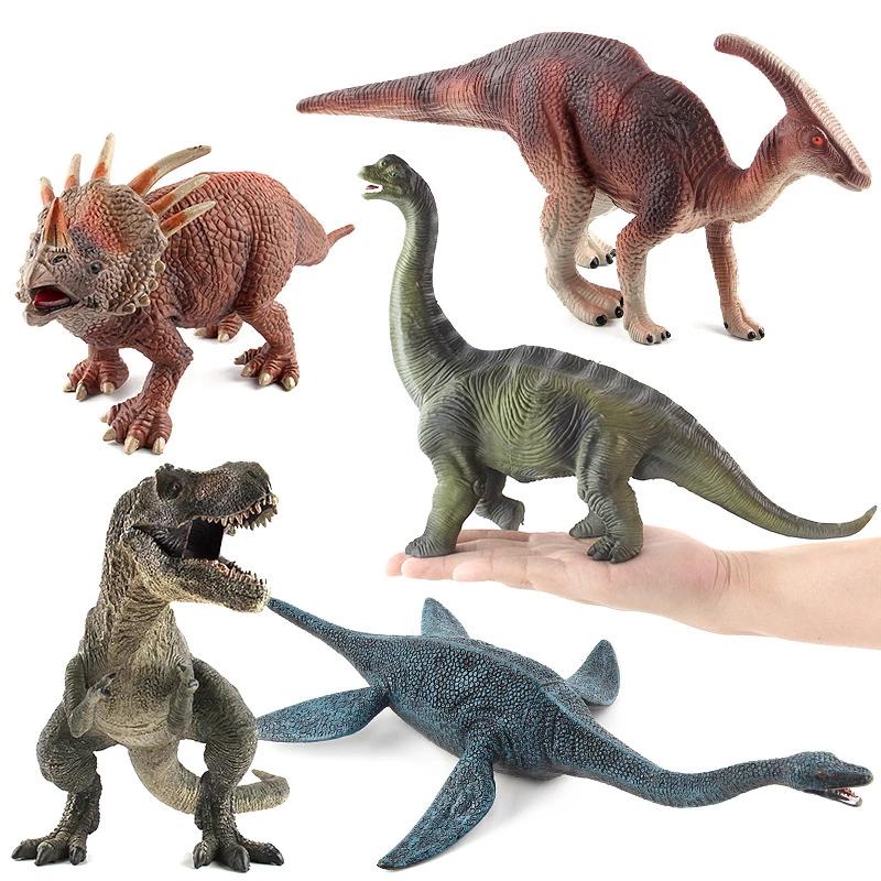 Kids Animal Action World New Toy Jurassic Figure Dinosaurs Gift Of Dinosaur Toys