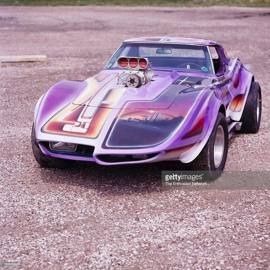 C3 Corvette Vintage Muscle Cars Chevy Corvette Corvette