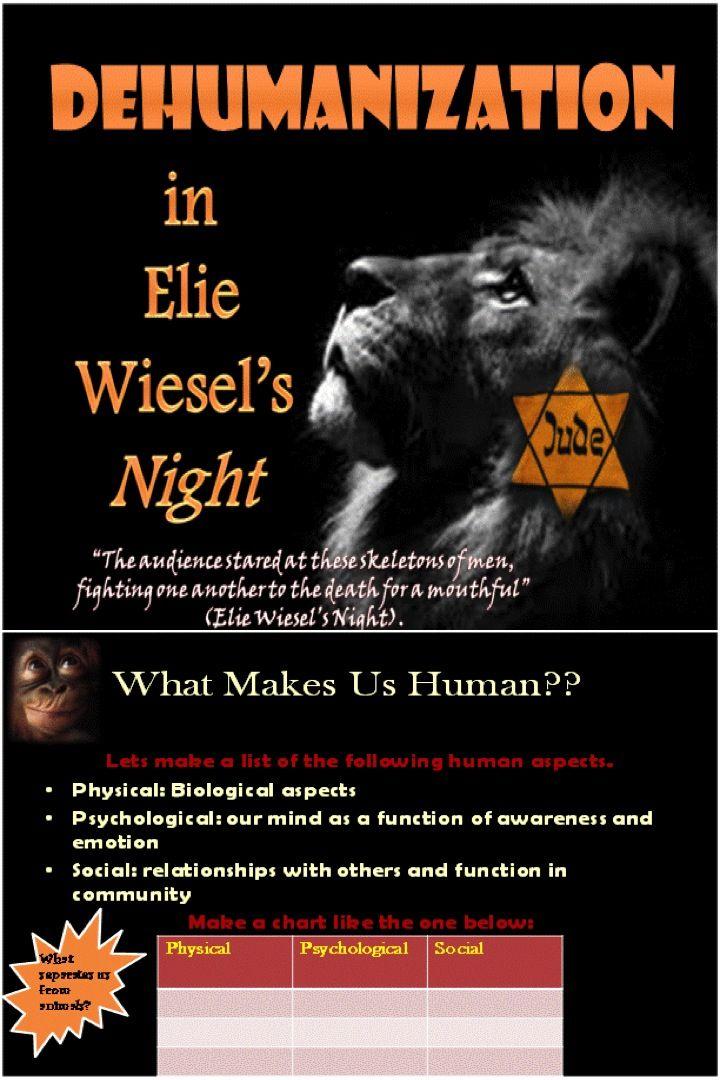 dehumanization holocaust