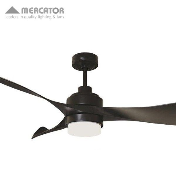 Mercator eagle ceiling fan with led light and remote dc motor mercator eagle ceiling fan with led light and remote dc motor white 55 140cm fansonline australia aloadofball Image collections