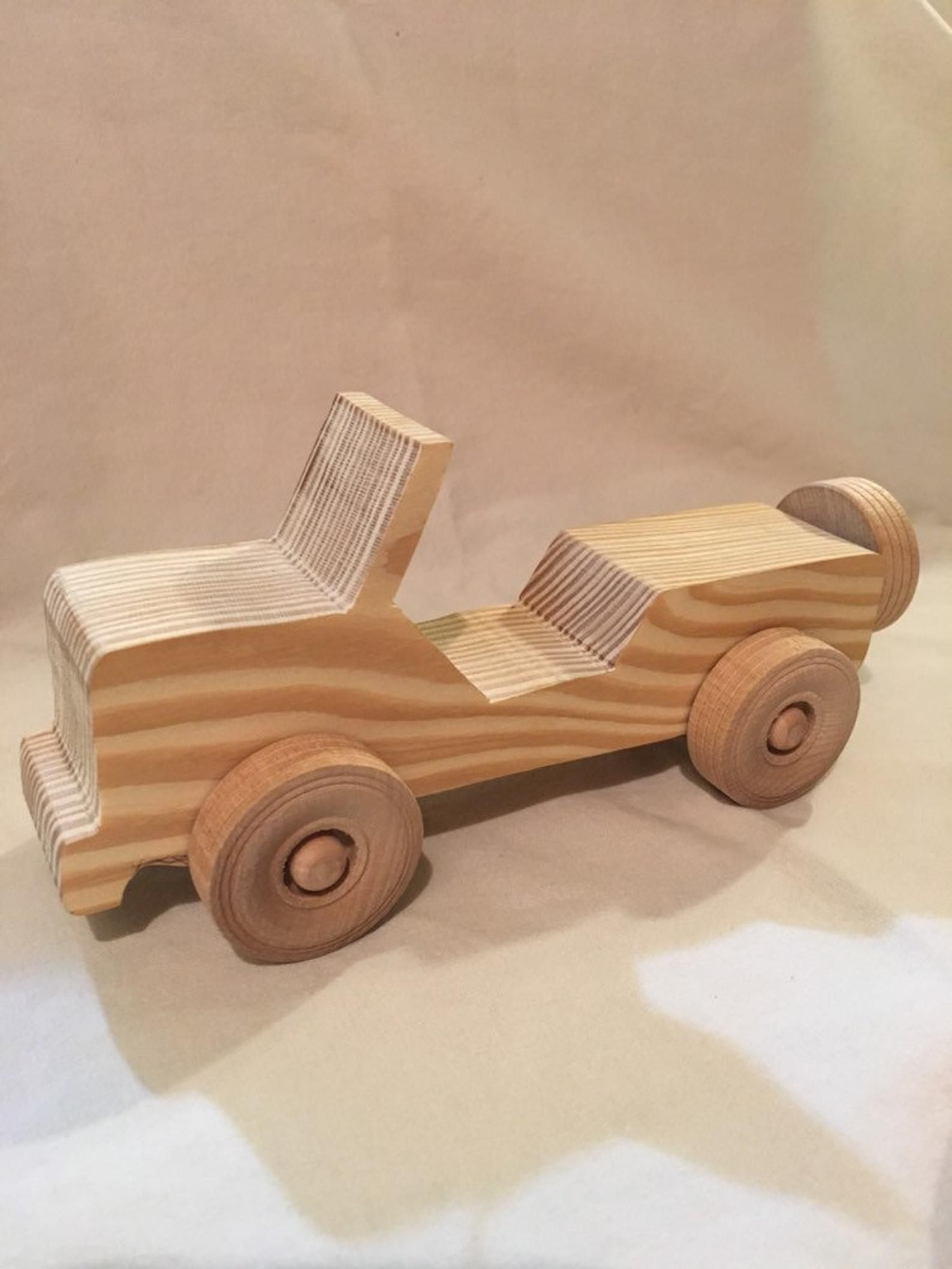 wooden jeep | etsy | wood stuff | wood toys plans, wood toys