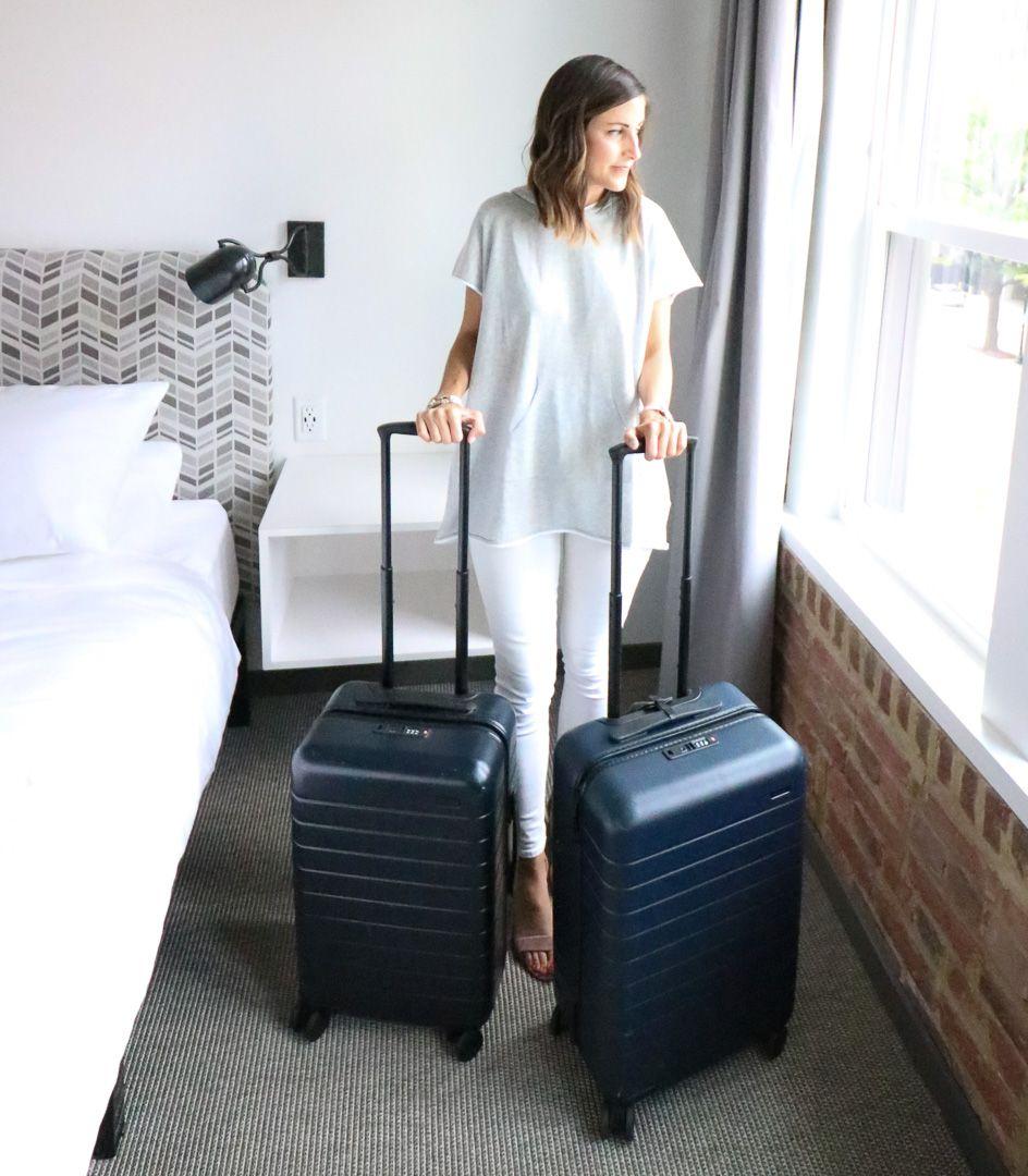 Away Carry On Bag Review Away Promo Code Cobalt Chronicles Away Carry On Carry On Bag Luggage Reviews