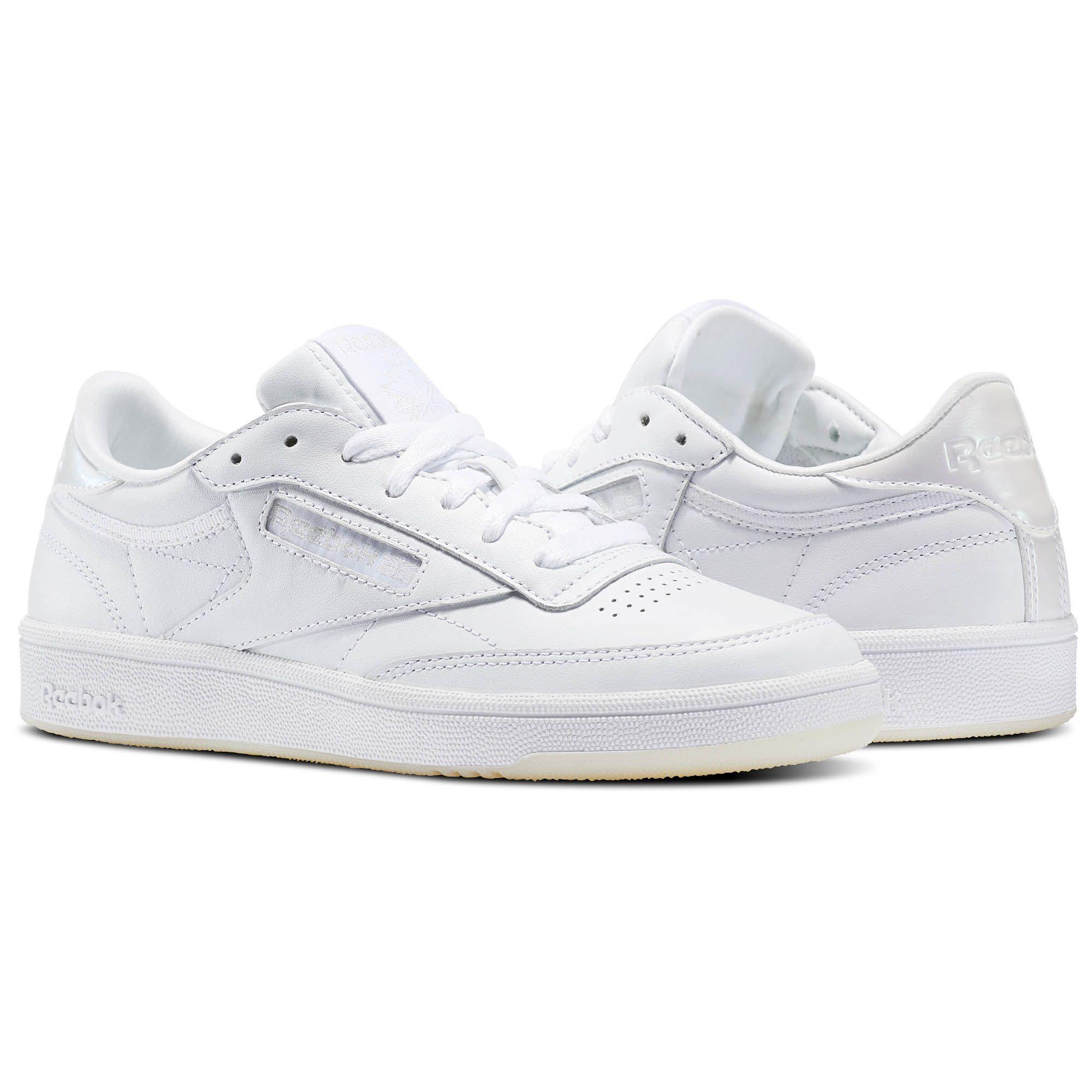 Womens Club C 85 Ultk Low-Top Sneakers Reebok U4jzi
