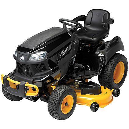 Sears Com Craftsman Riding Lawn Mower Garden Tractor Tractors