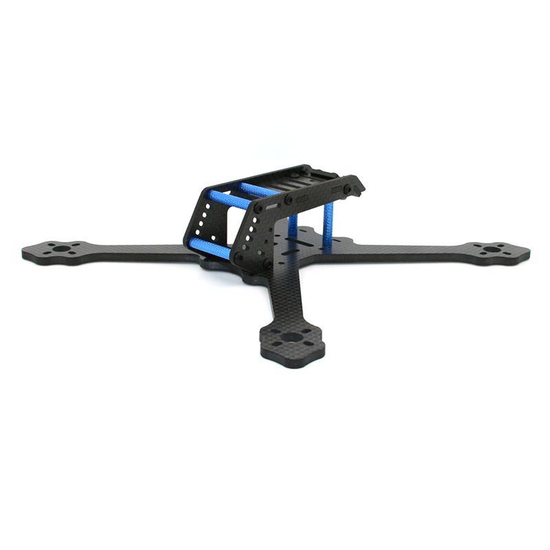 SPC Maker 220AV 220mm FPV Racing RC Drone Kit de marco 4mm Arm ...
