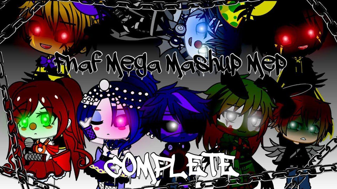 Fnaf Mega Mashup Mep Complete Fnaf Fnaf Characters Afton