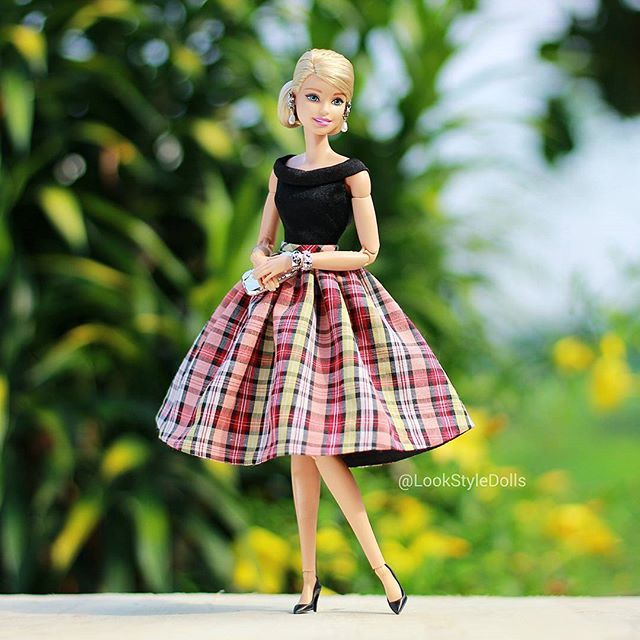 Barbie #BarbieStyle | Barbie Style | Pinterest | Puppenkleider