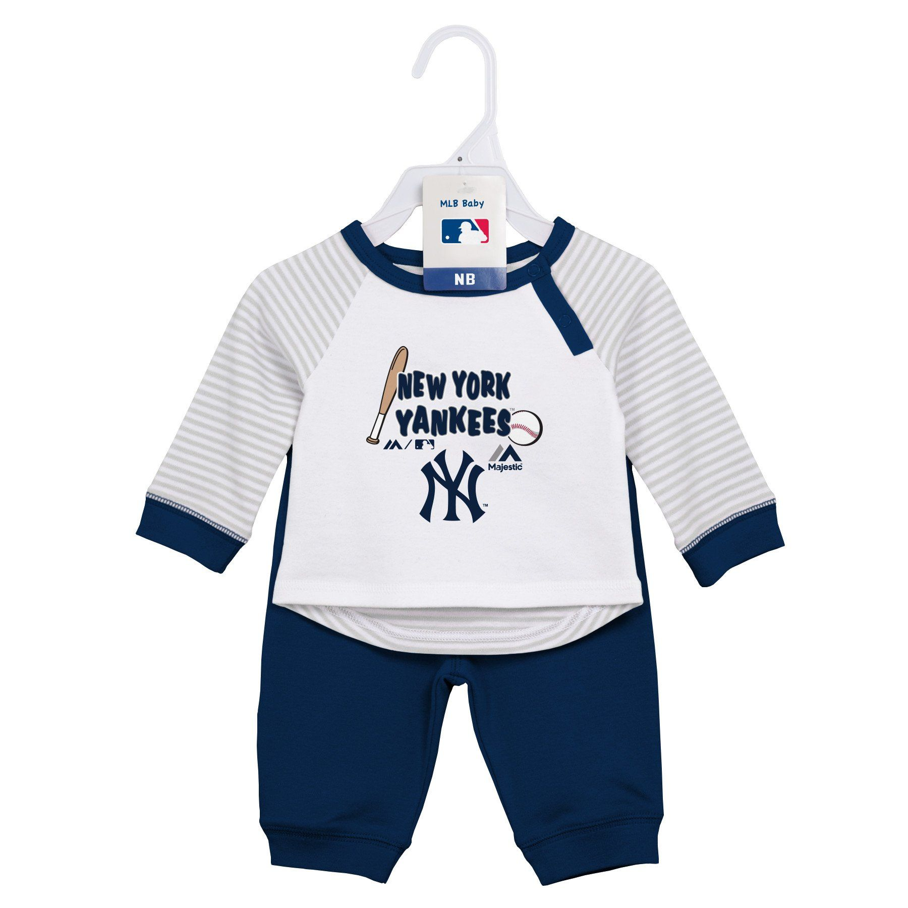 3e3ba5ca98ec8 New York Yankees Scrimmage 2 Piece Set Your Yankees fan will be ready to  watch the game or play a game in this cute 2 piece set.