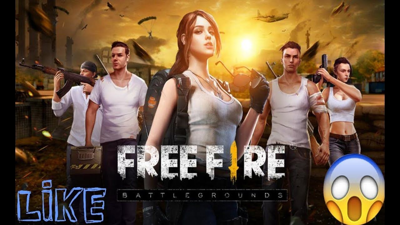 Videos De Dibujos De Free Fire: NO SE Como Llegue A...