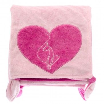 Baby Phat: Supersoft Sweetheart Diva Blanket - $32 Buy two and get free shipping!