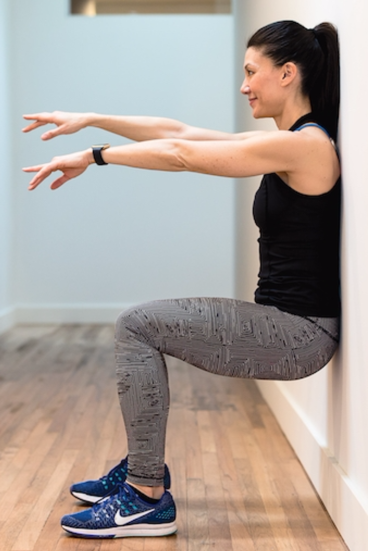 wall sit variations - 734×1100