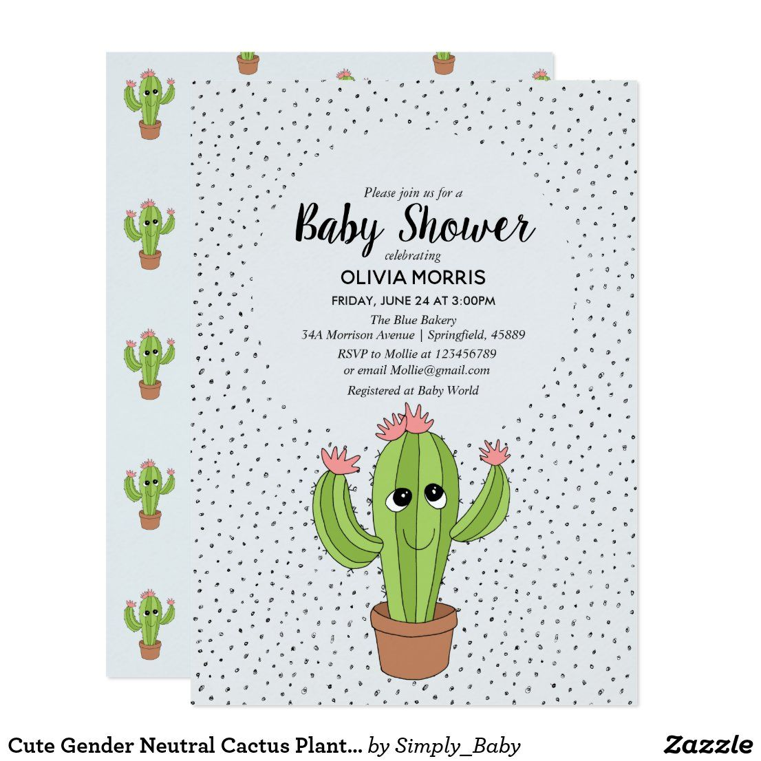 Pin On Beautiful Baby Shower