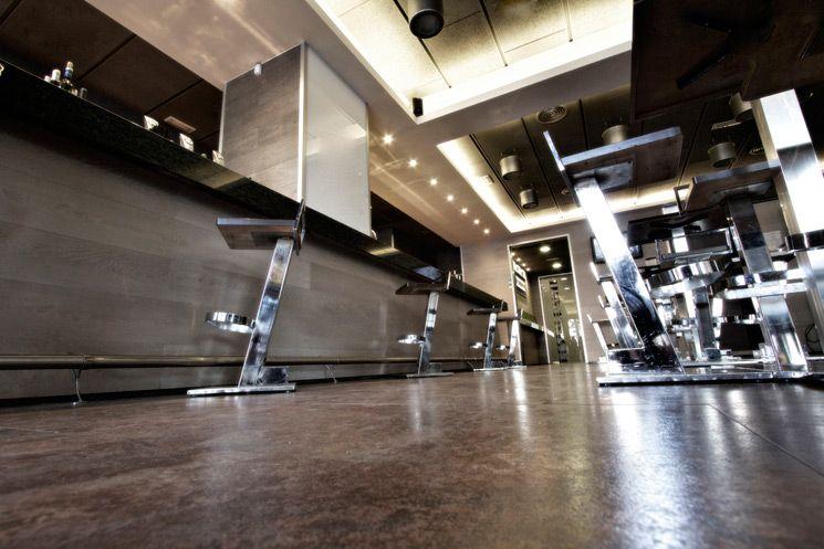 Licencia de apertura decoraci n y reforma del restaurante for Restaurante escuela de arquitectos madrid